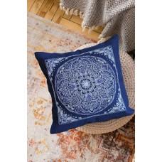 """Набір-подушка для вишивання хрестиком """"Срібло"""""""