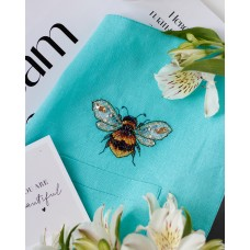 """Набір для вишивання хрестиком на одязі """"Золота бджілка-1"""""""