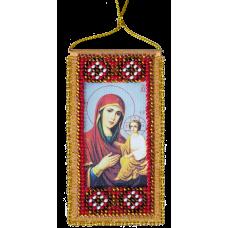 """Набір для вишивання на натуральному художньому холсті """"Молитва до Божої матері за дітей"""""""